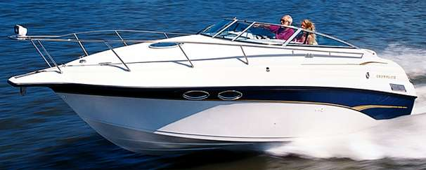 Crownline 268 CR Manufacturer Provided Image