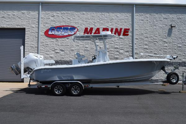 Yellowfin 26 CC 2020 Yellowfin 26 CC Center Console