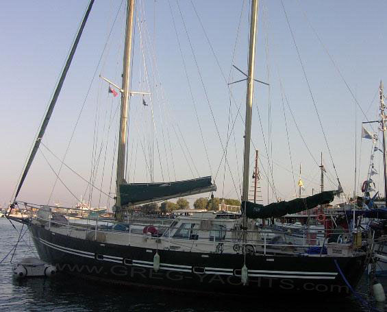 ONE OFF Steel Ketch Photo 1