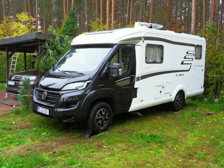 Reisemobil Hymer/Eriba Exsist 578 Experience  Sonderedition