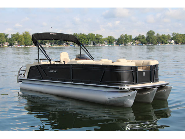 Sanpan SP 2500 Bar