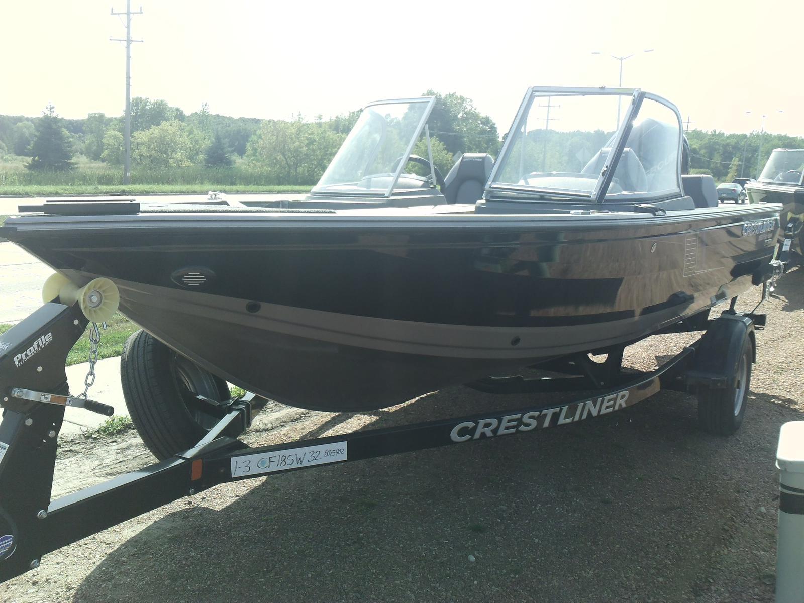 Crestliner 1850 Fish Hawk WT