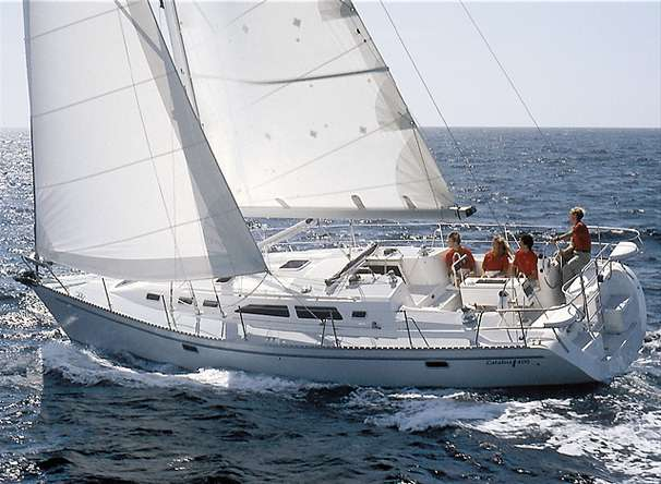 Catalina 400 Manufacturer Provided Image
