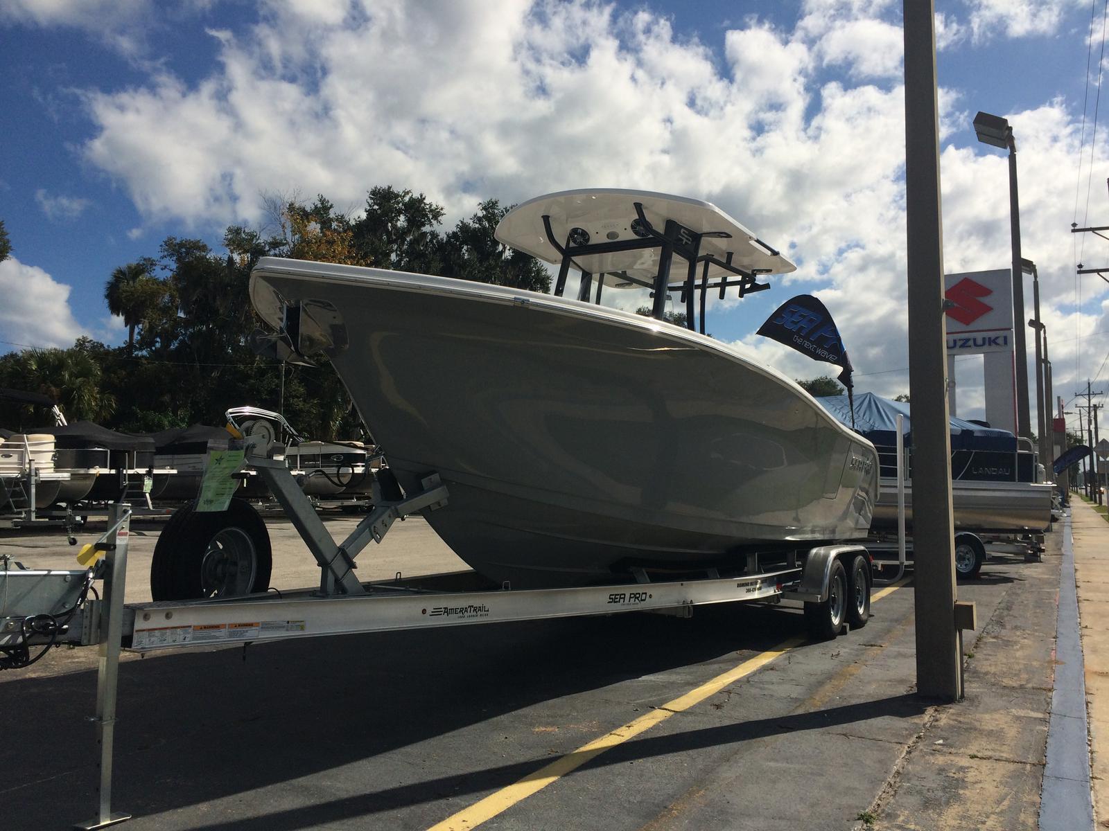 Sea Pro 259 Deep V Series