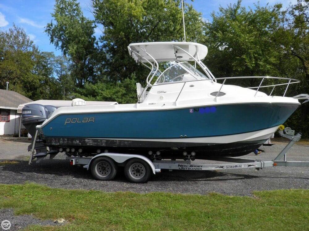 Polar Boats 2300 Wa 2007 Polar 2300 WA for sale in Blackwood, NJ