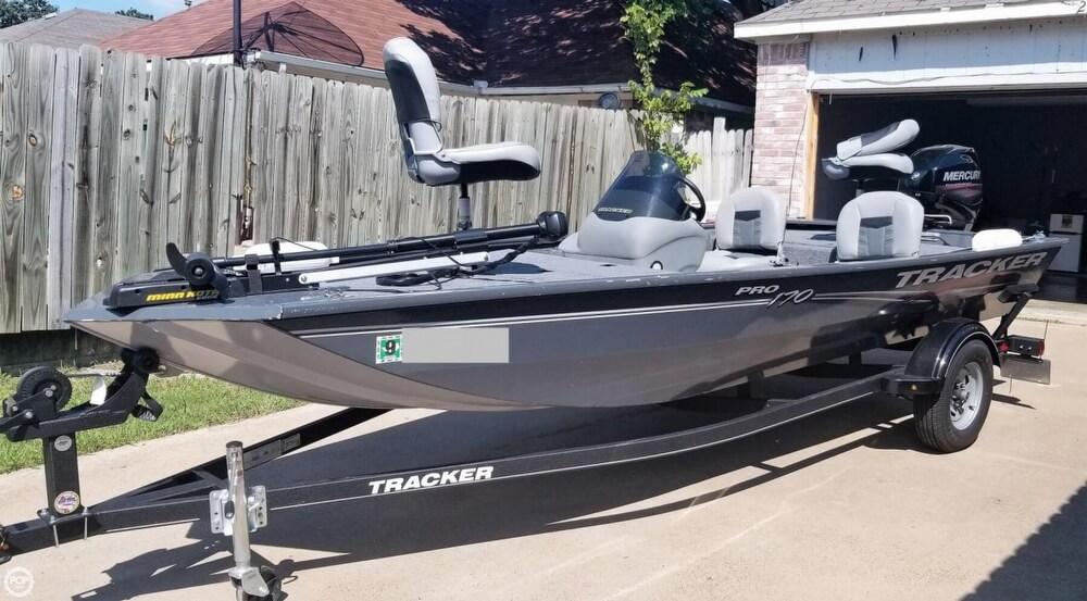 Tracker Pro 170 2018 Tracker Pro 170 for sale in Mesquite, TX