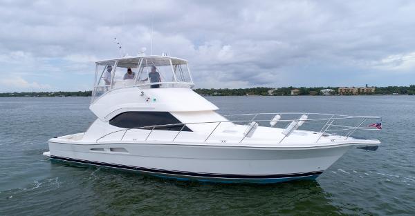 Riviera 42 Convertible Profile