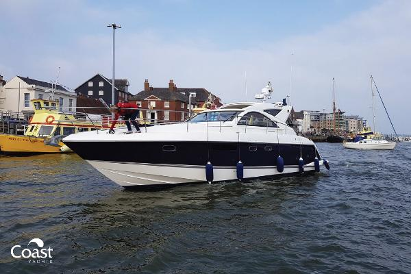 Fairline Targa 44 GT Fairline Targa 44 GT
