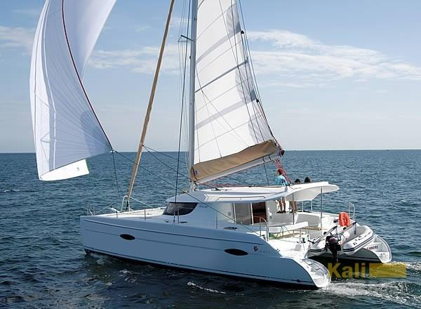 Fountaine Pajot Lipari 41 41
