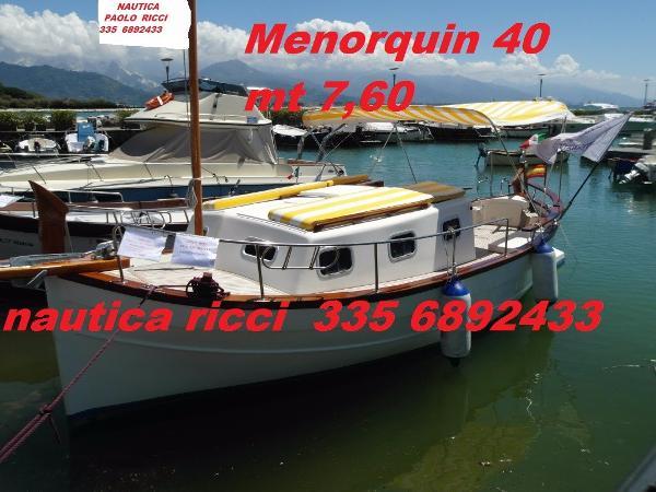 Menorquin 40 cabin