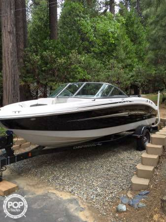 Chaparral 19 H20 Sport 2012 Chaparral 19 H20 Sport for sale in Sonora, CA