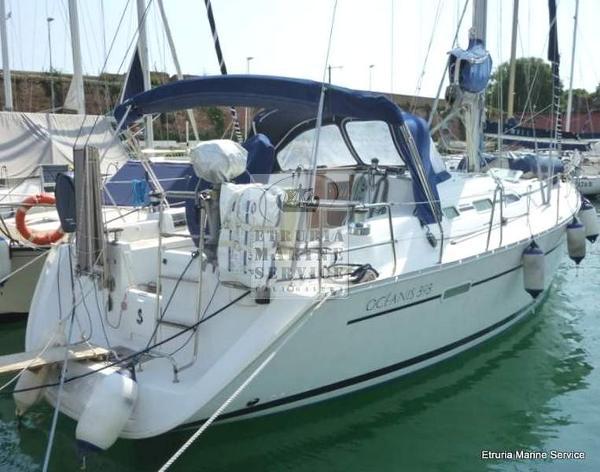 Beneteau Oceanis Clipper 393 Oceanis Clipper 393