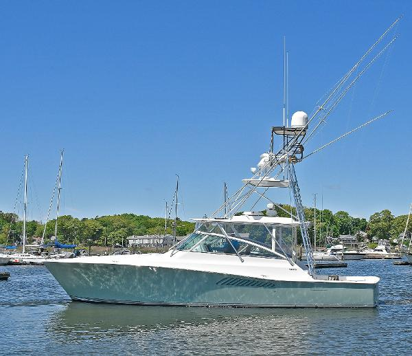 Viking 43 Open Port Side