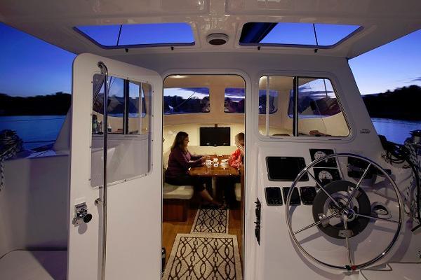 Gemini Catamaran Legacy