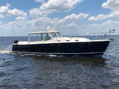 MJM Yachts 40z Downeast