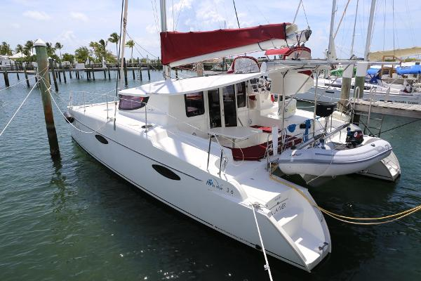 Fountaine Pajot Mahe 36 Evolution 2012 Fountaine Pajot MAHE 36 Evolution Edwards Yacht Sales