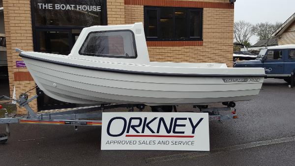 Orkney Coastliner 14