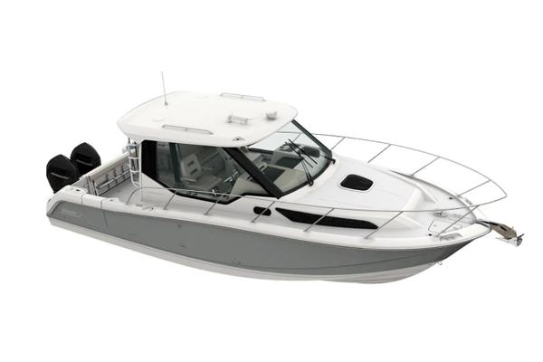 Boston Whaler 325 Conquest Pilothouse Manufacturer Provided Image
