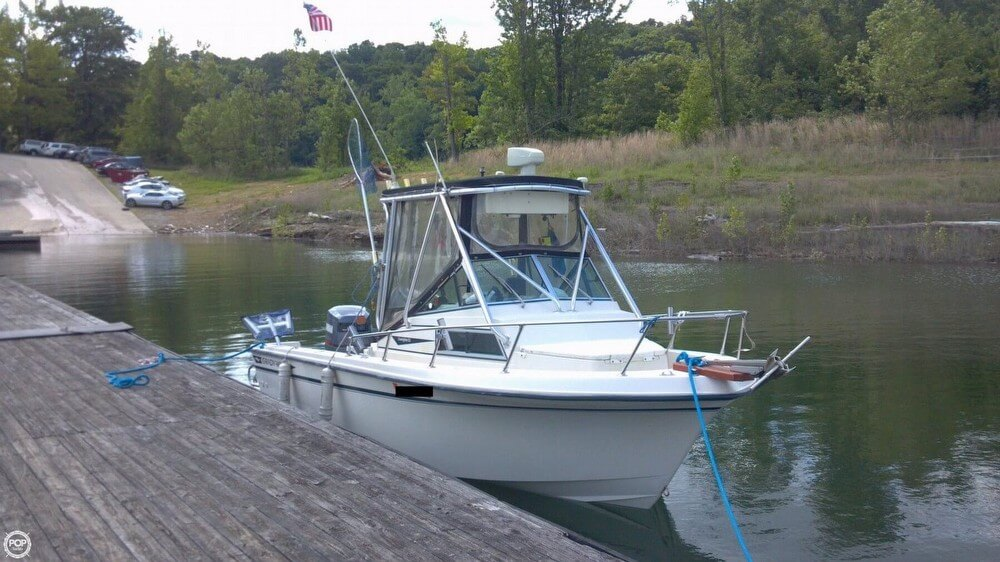 Grady-White 204 OVERNIGHTER 1984 Grady-White 204 Overnighter for sale in Monticello, KY