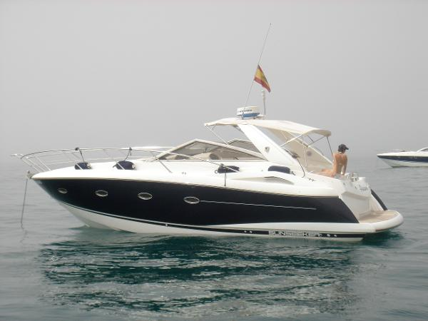 Sunseeker Portofino 35 Sunseeker Portofino 35 - BoatShop Menorca