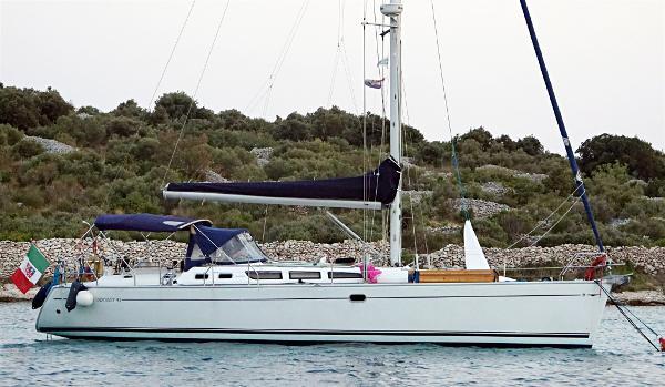Jeanneau Sun Odyssey 43 Sun Odyssey 43