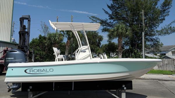 Robalo R 206 Cayman S