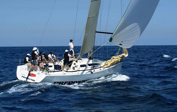 Sydney 38 Yacht