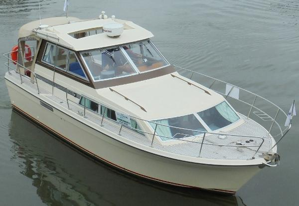 Storebro Royal Cruiser 31 Biscay Storebro Royal Cruiser 31 Biscay - Overall 1