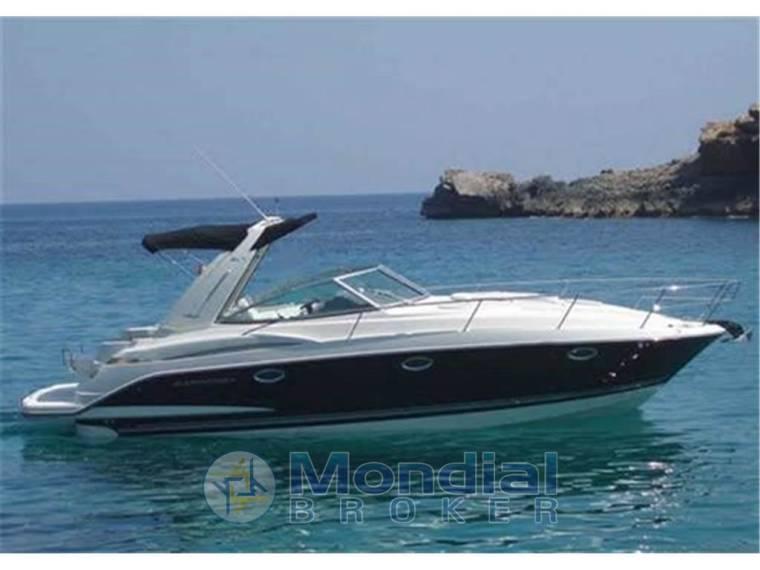 Monterey Monterey Boats 355 SY Sport Yacht