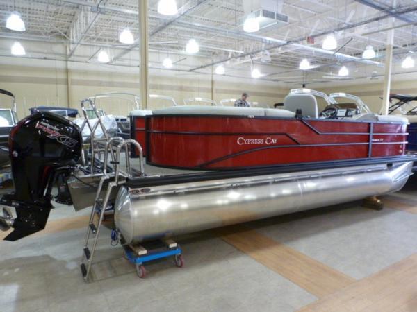 CYPRESS CAY PONTOONS Seabreeze 212 CW