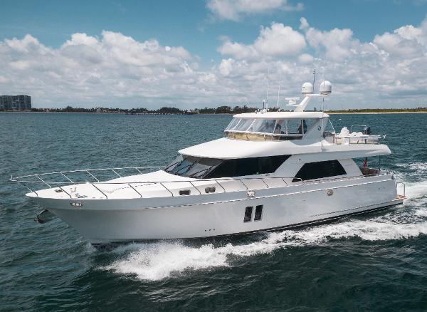 Ocean Alexander 72 Pilothouse Motor Yacht