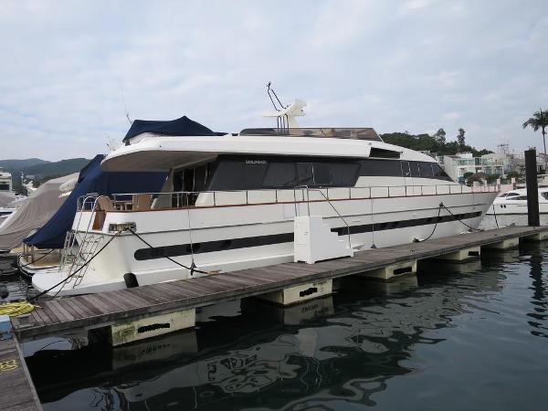Sanlorenzo 80' Motor Yacht Sanlorenzo 80