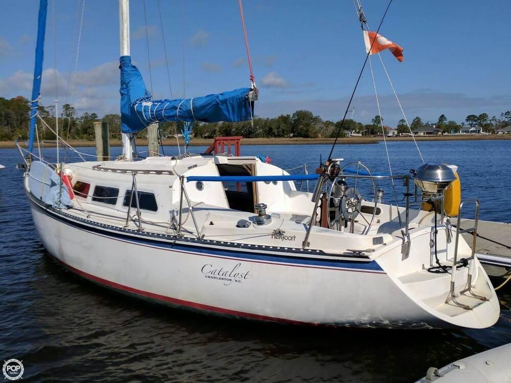 Capital Yachts Newport 33 1985 Capital Newport 33 for sale in Johns Island, SC