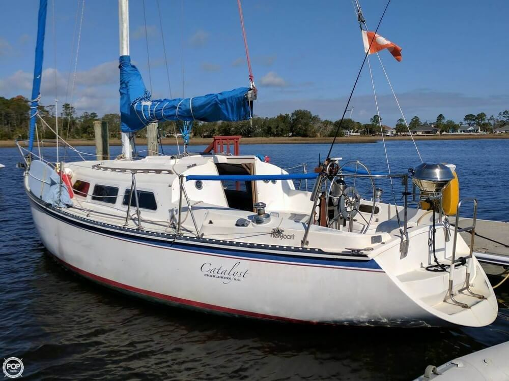 Capital Yachts Newport 33 1985 Capital Newport 33 for sale in Johns Island, SC