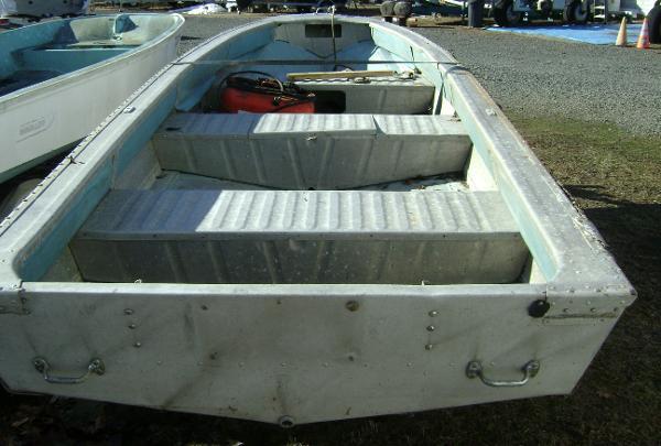 Grumman Rowboat