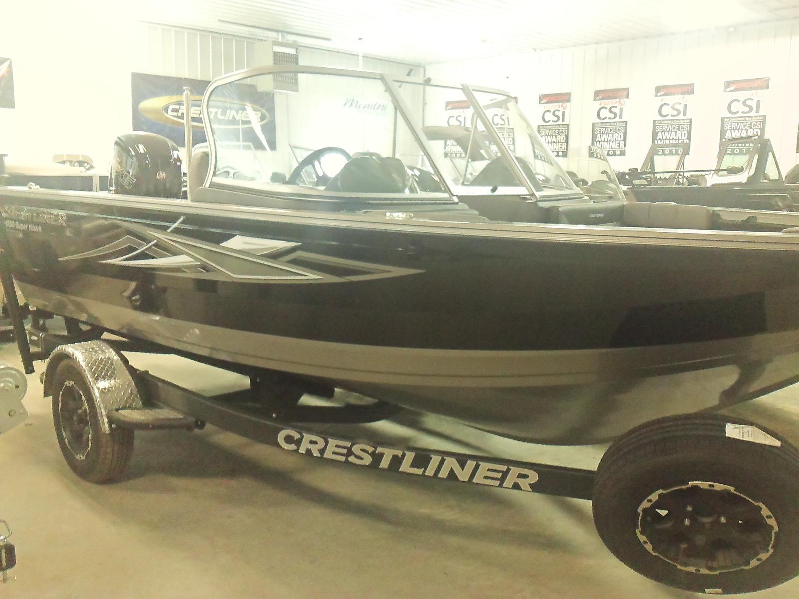 Crestliner 1750 Super Hawk