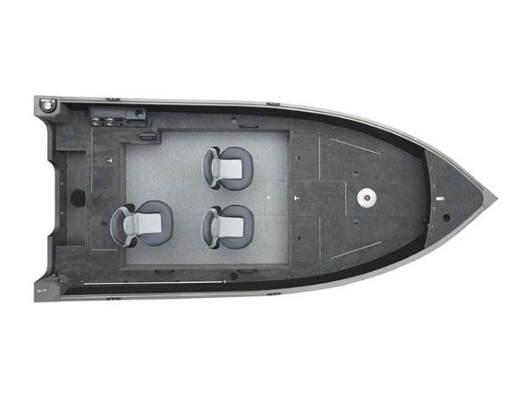 Alumacraft Competitor 165 CS