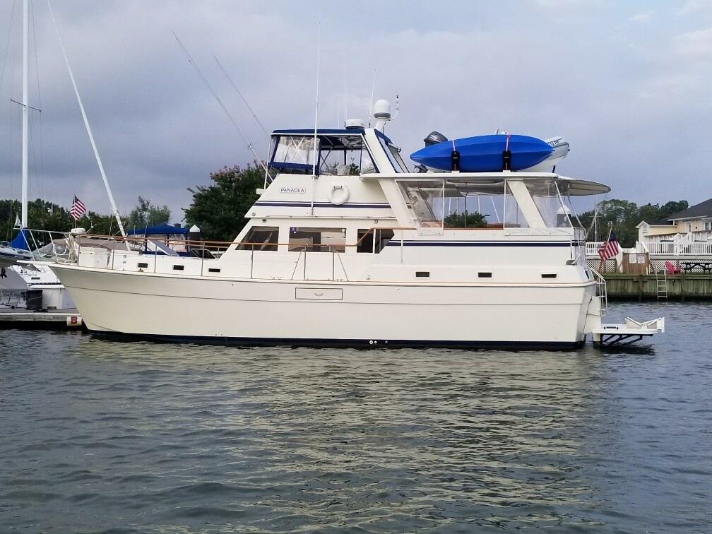 Gulfstar 44 Trawler