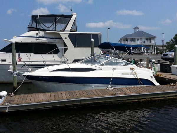 Bayliner 2455 Port