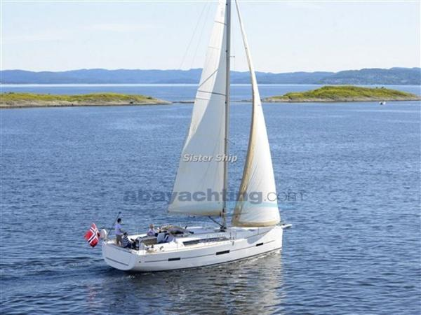 Dufour Yachts 412 Grand Large Abayachting Dufour 412 1