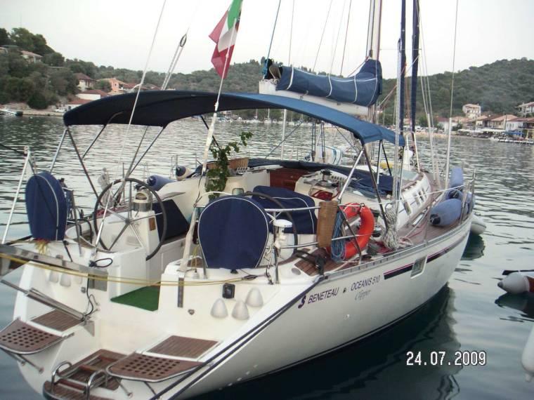 Beneteau BENETEAU OCEANIS 510 CLIPPER
