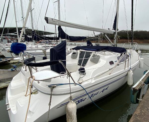 Catalina 309 Stb. Side