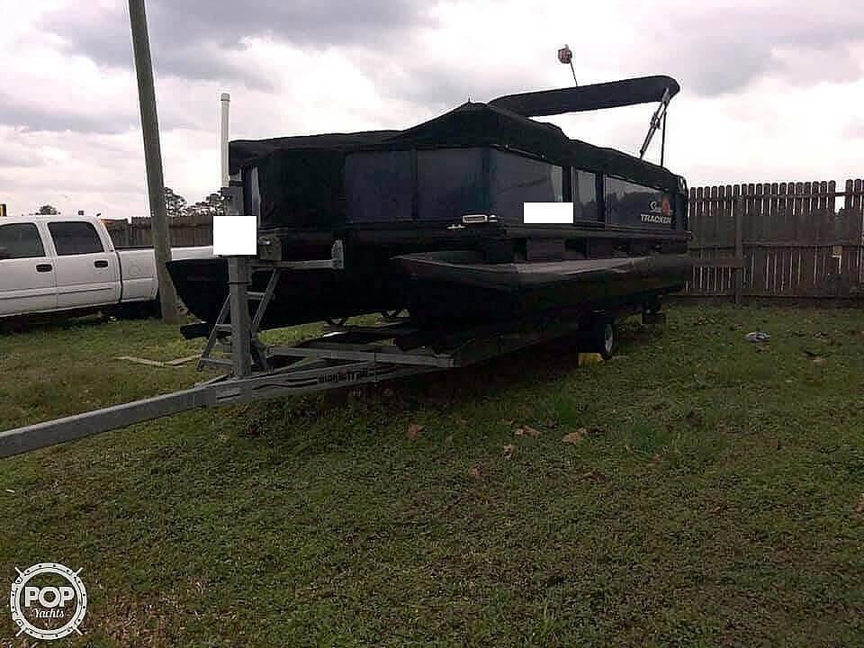 Sun Tracker 21 Party Barge 1992 Sun Tracker 21 Party Barge for sale in Waldo, FL