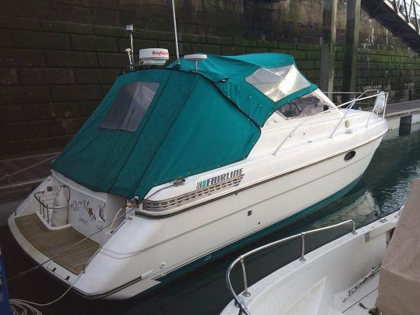 Fairline Targa 31 Fairline Targa 31