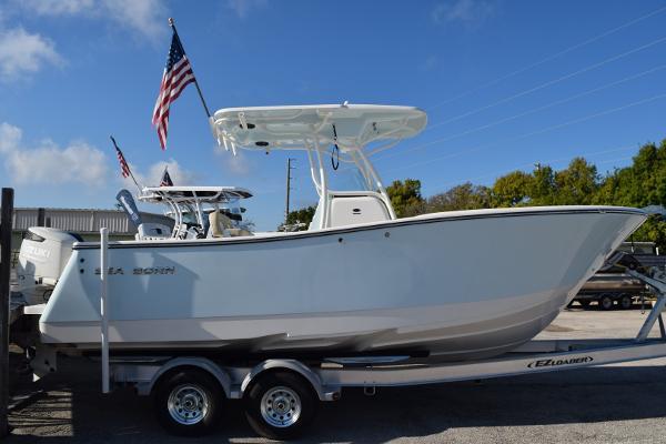 Sea Born SX 239 Offshore