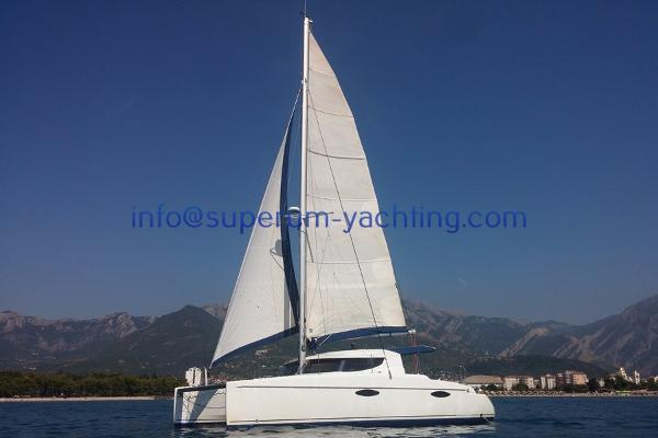 Fountaine Pajot MAHE 36 MAHE 36