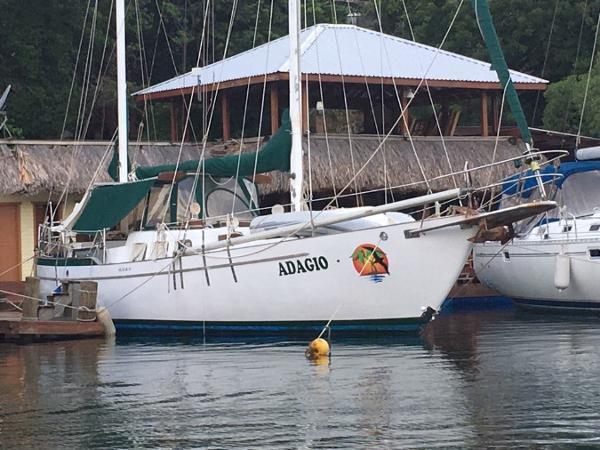 Westsail Staysail Ketch