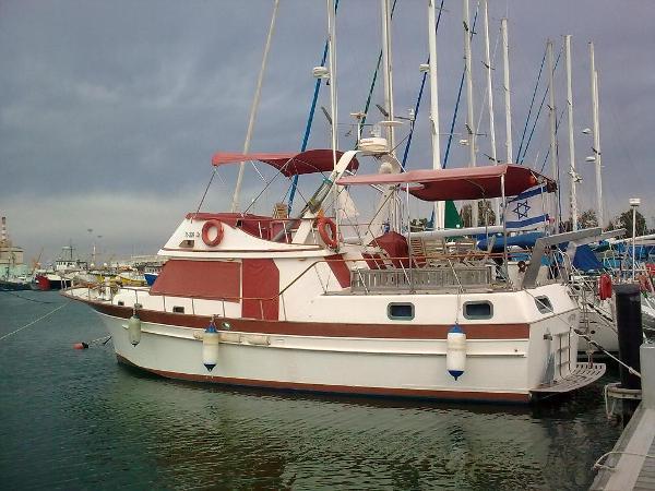 Albin 43 Trawler Albin 43
