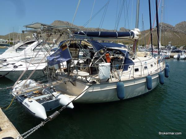 Island Packet 38 Sailing boat Island Packet 38 2001