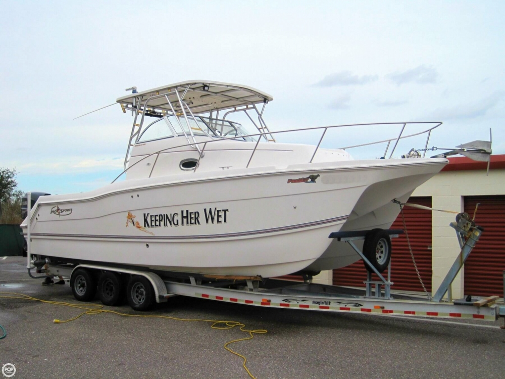 Pro Sport Boats ProKat 2660 2005 ProKat 27 for sale in Tampa, FL